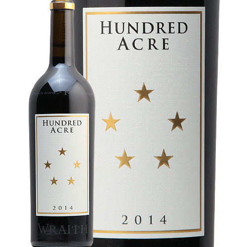 ハンドレッド エーカー レイス カベルネ ソーヴィニヨン 2014 Hundred Acre Wraith Cabernet Sauvignon 赤ワイン アメリカ カリフォルニア ナパ ヴァレー カルトワイン パーカーポイント100点 ワインインスタイル PP