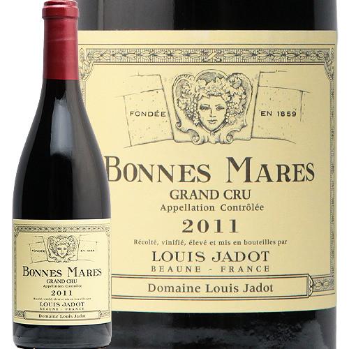 ボンヌ マール グラン クリュ 2011 ルイ ジャド Bonnes Mares Grand Cru Louis Jadot 赤ワイン フランス ブルゴーニュ シャンボール ミュジニー 特級 JIS
