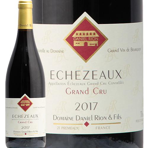 エシェゾー グラン クリュ 2017 ダニエル リオン Echezeaux Grand Cru Daniel Rion 赤ワイン ブルゴーニュ ピノ ノワール 辛口 フィラディス 特級畑