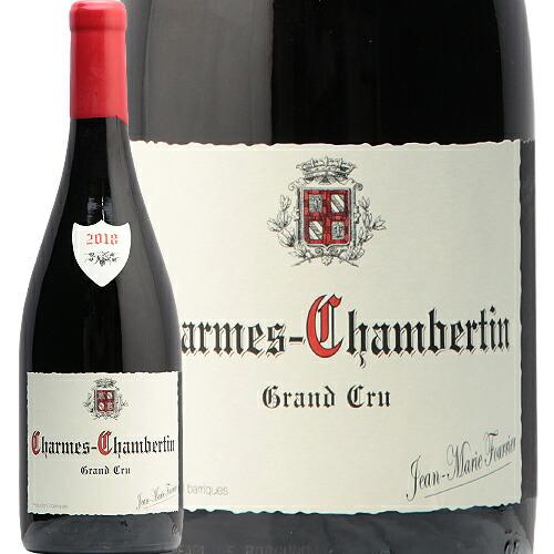 シャルム シャンベルタン 特級 2018 ジャン マリー フーリエ Charmes Chambertin Grand Cru Jean-Marie Fourrier 赤ワイン フランス ブルゴーニュ ピノ ノワール 辛口 グランクリュ