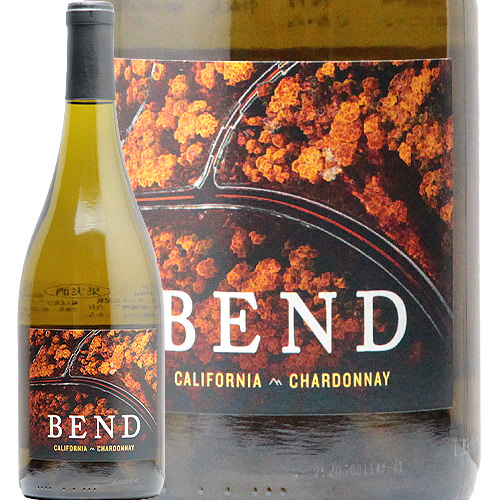 チープ コスパで他の追随を許さない 2万円以上で送料無料 ベンド シャルドネ Bend Chardonnay 白ワイン ワインインスタイル 樽香 安い コスパ やや辛口 カリフォルニア アメリカ