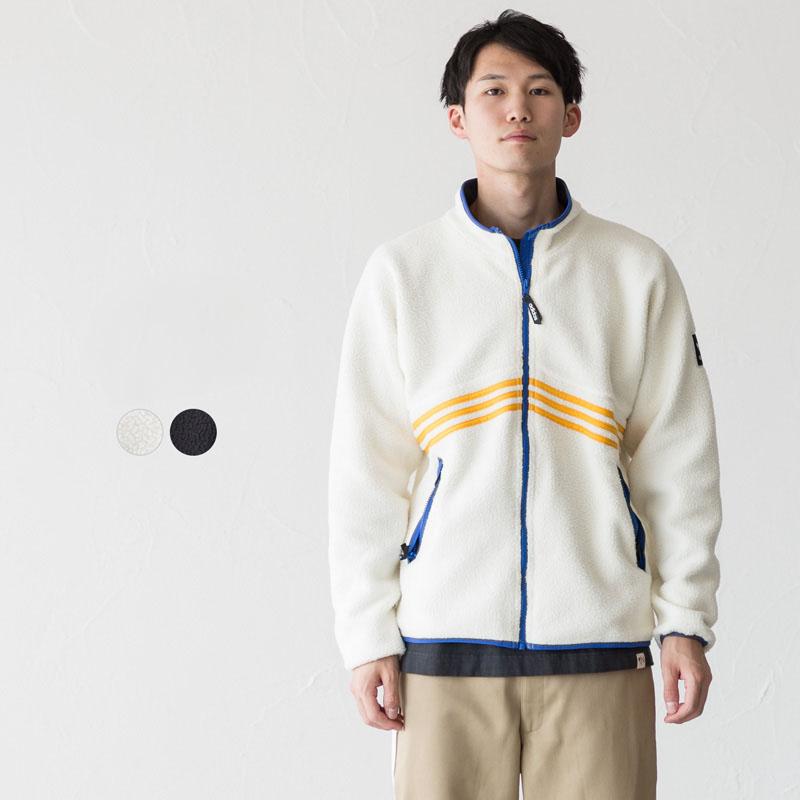 Adidas originals sherpa full zip jacket GEO90 boa fleece