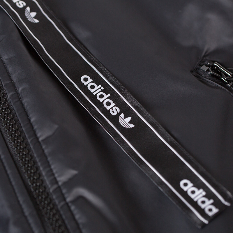 Adidas originals lady's long Bonn bar jacket GDG90