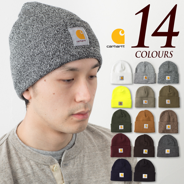 bf098f4c3c3db coc  The Carhartt acrylic NetWatch Carhartt knit hat Cap knit hat ...