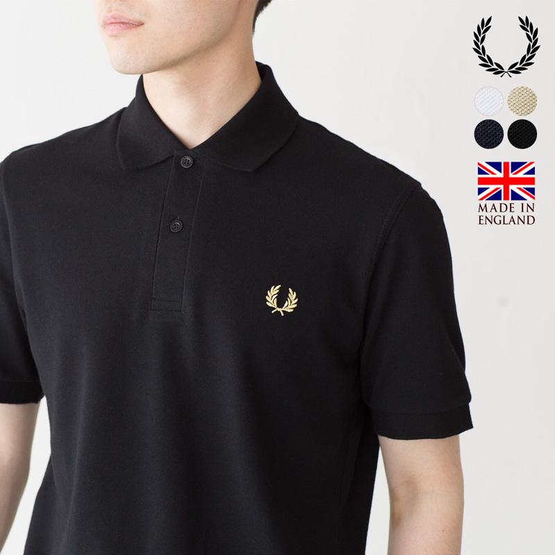 フレッドペリー M3N 英国製 無地 ポロシャツ FRED PERRY M3 オリジナル フレッドペリーシャツ 【送料無料】