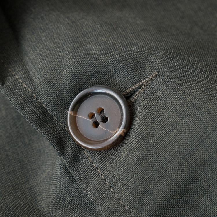 ユニバーサルワークス ツーボタン ジャケット サマー スーチング 18501