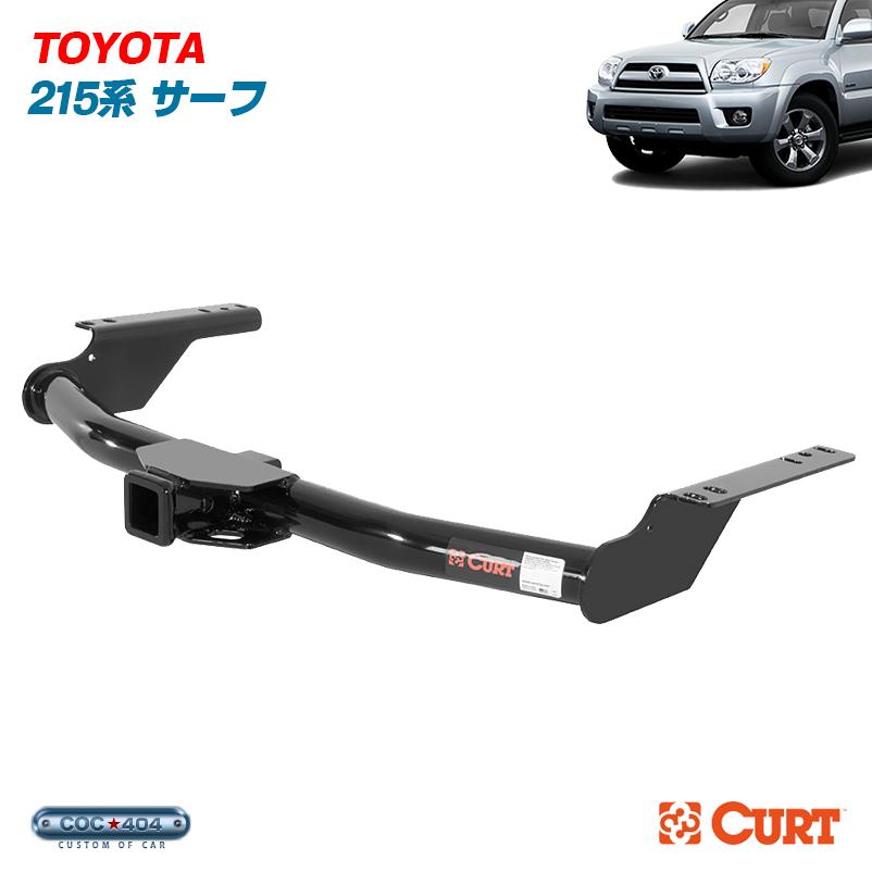 《Curt》03-09 トヨタ 215/210系 サーフ ヒッチメンバー カート 4runner