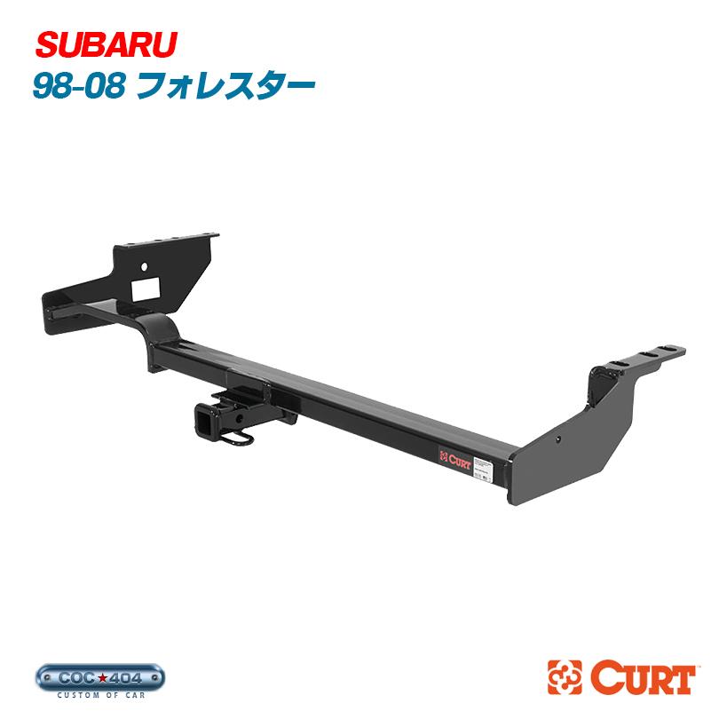 《Curt》98-08 スバル フォレスター ヒッチメンバー カート subaru