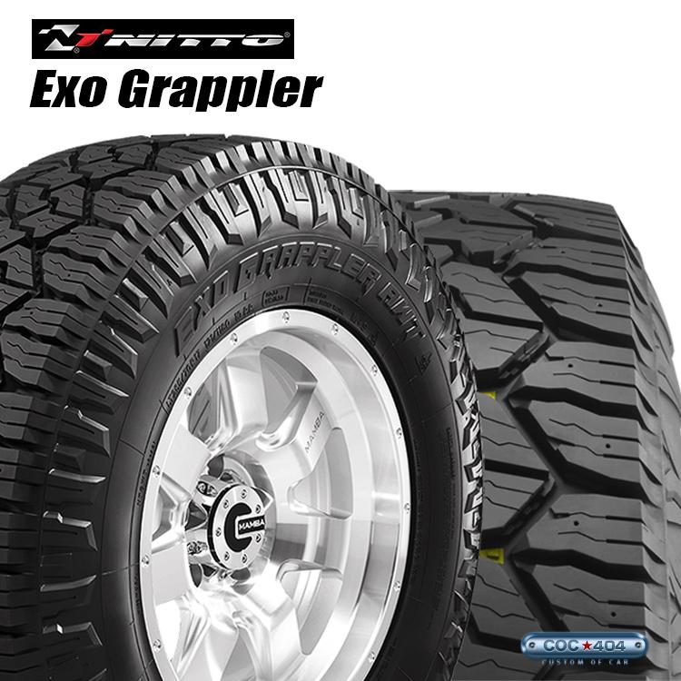 35x12.5R20LT NITTO Exo Grappler AWT 35-12.5-20LT オフロードタイヤ of