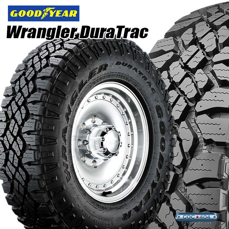 255/55R19 GOODYEAR WRANGLER DuraTrac BK 255/55-19 オフロードタイヤ