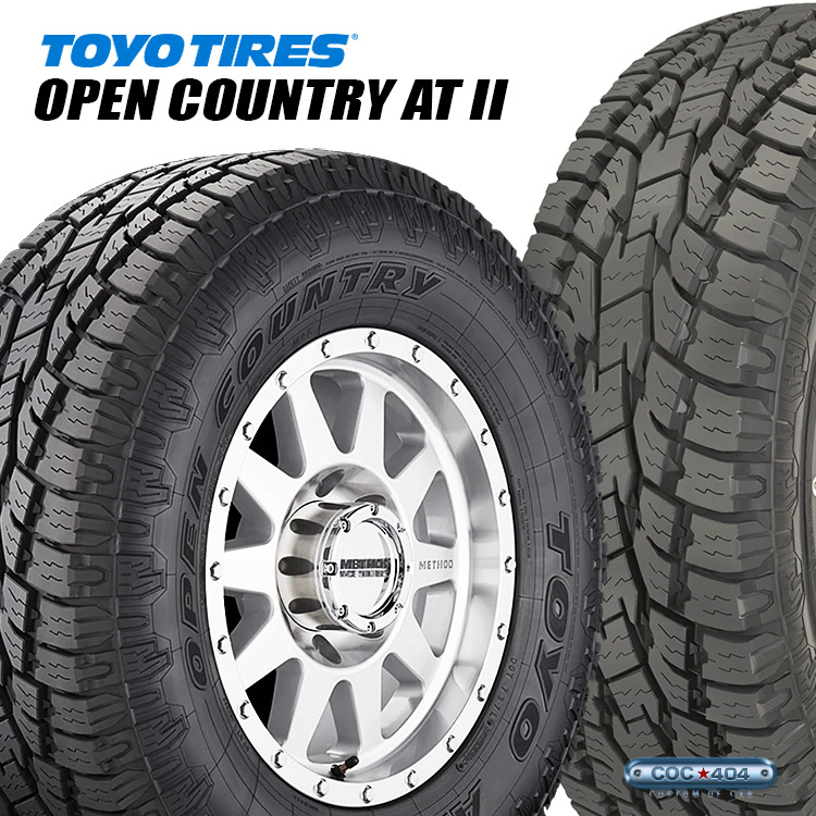 275/55R20 TOYO OPEN COUNTRY A/T 2 オールテレーン 275/55-20 of