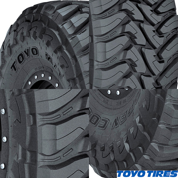 LT275/55R20 TOYO Open Country M/T LT275/55-20 オフロードタイヤ of