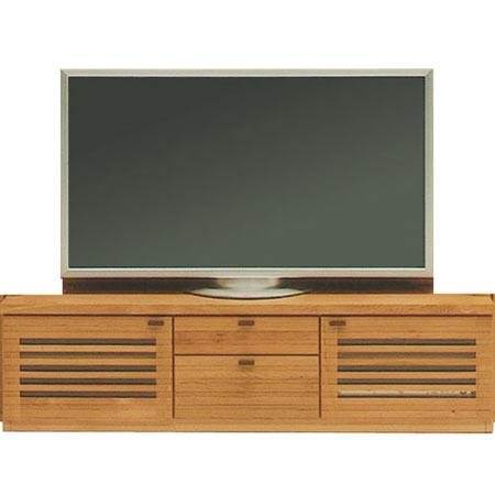 完成品 日本製 テレビ台 バンプ 幅149cm ホワイトオーク ◆