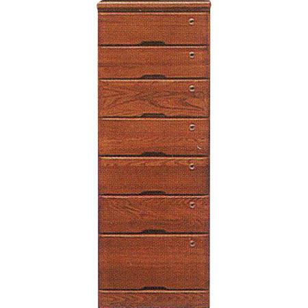 チェスト リード 幅45cm 高さ120cm ダークブラウン