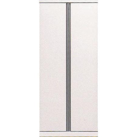 クローゼット デュオ 幅80cm 高さ183cm ホワイト