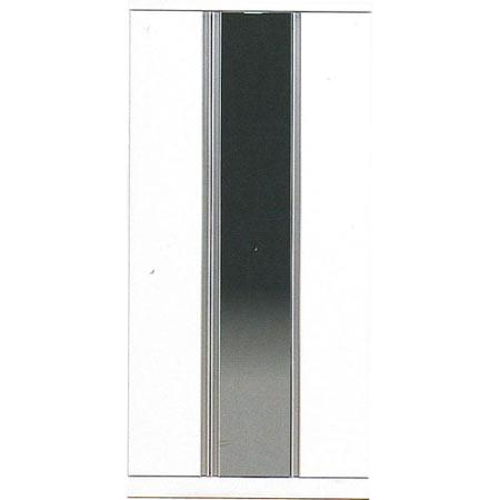 下駄箱 デュオ 幅85cm 高さ180cm ホワイト