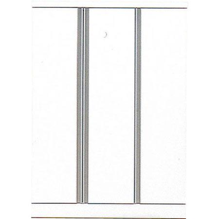 下駄箱 デュオ 幅85cm 高さ118cm ホワイト