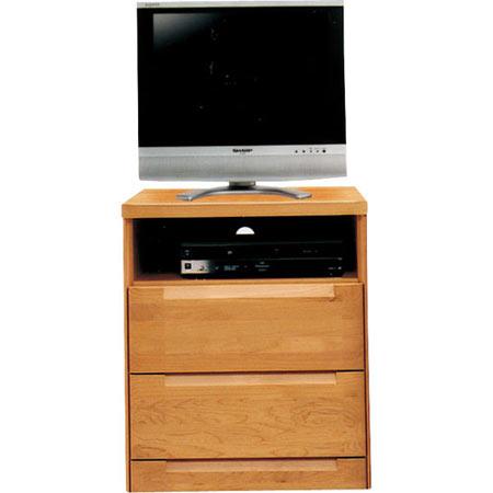 ハイタイプテレビ台 スカーレット 幅60cm 高さ75cm ナチュラル