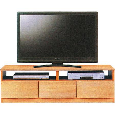 テレビ台 ウォッカ 幅135cm 高さ41cm ナチュラル