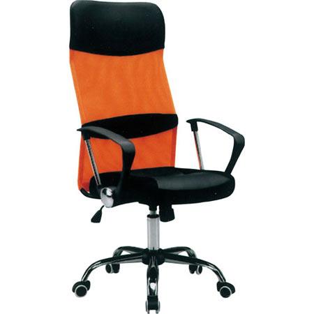 オフィスチェア バラライカ オレンジ