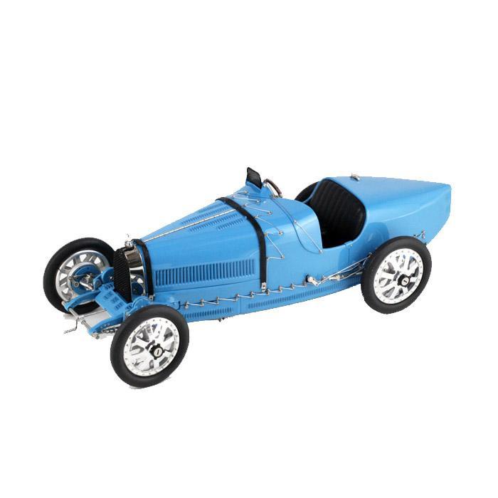 COCO-LIFEは その時 その時に生活の喜びを感じていただける 誰かに伝えたくなる 商品をより多くのお客様へお届けいたします 代引き 同梱不可 数量限定 CMC シーエムシー 1924 オリジナル ブルー ブガティ M063 T35 1 18スケール