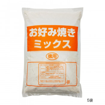 COCO-LIFEは その時 その時に生活の喜びを感じていただける 誰かに伝えたくなる メーカー直売 期間限定送料無料 商品をより多くのお客様へお届けいたします 代引き 2kg 同梱不可 和泉食品 パロマお好み焼きミックス粉 5袋
