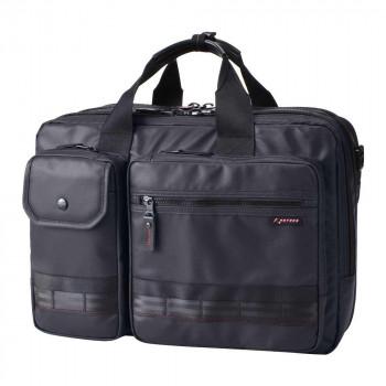高品質の激安 【き・同梱】 ROTHCO 撥水 レッドライン3WAYビジネスバッグ(L) ブラック 45005, ペンネペンネフリーク PLUS d4f52ca9
