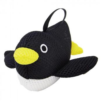 COCO-LIFEは 贈与 その時 その時に生活の喜びを感じていただける 誰かに伝えたくなる 商品をより多くのお客様へお届けいたします HB-2861 バスぐるみ 代引き ペンギン 同梱不可 定番から日本未入荷