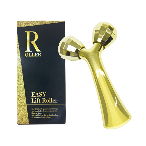 Easy Lift Roller(イージーリフトローラー)【フェイシャルローラー/美容ローラー/美顔ローラー/マッサージローラー/美顔器/小顔/セルライト】