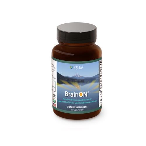 イースリーライブ(E3Live) BrainON パウダー 50g