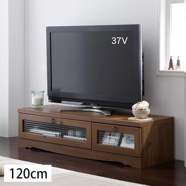 カントリー調 テレビボード alto 120cm (テレビ台 テレビ台 カントリー 木製テレビ台 テレビラック 幅 120cm)