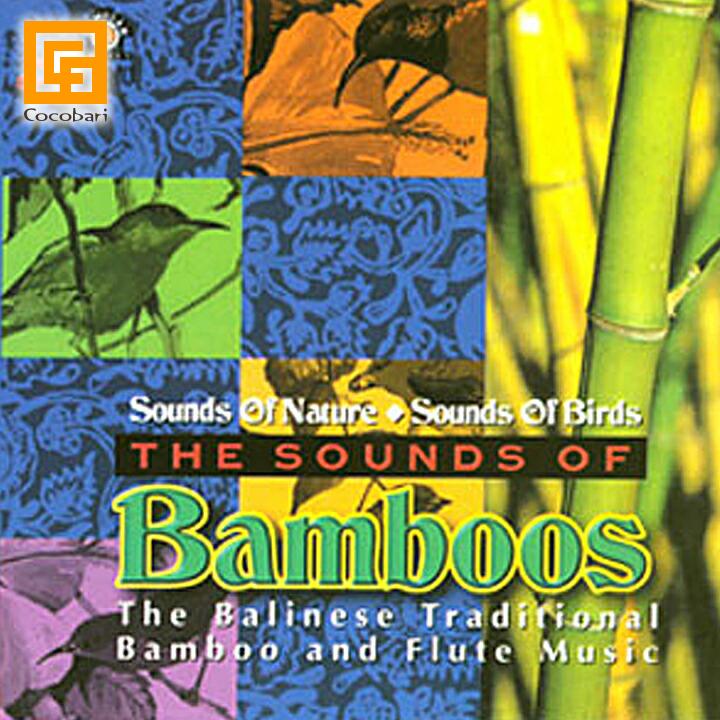 バリ島の高級ホテルやレストランで よく演奏されています 蔵 バリを思い出す人気のCD ※バリ島のレコード会社 MAHARANI から直接仕入れている正規品です《試聴できます 》 リンディック THE SOUNDS バリ島 試聴OK ガムラン CD 《メール便対応可》 OF 贈答品 BAMBOOS バリ 音楽