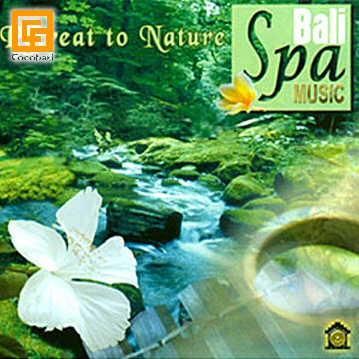 <ヒーリング系> Retreat to Nature Bali Spa(CD)  【 バリ 音楽 CD 川 小鳥 さえずり バリ島 ガムラン 試聴OK 癒しミュージック リラクゼーション サロン BGM  】《メール便対応可》