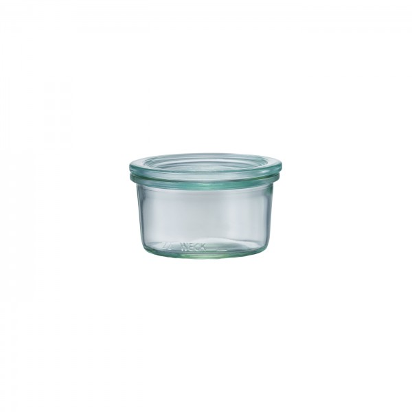 ドイツの一般家庭で最も親しまれているガラスキャニスターでプロも愛用するというスグレモノ ガラス保存瓶 超激安特価 ビン詰 保存容器 ガラス キャニスター ビン 瓶 ジャム 超特価 ストッカー WE-976 Shape モールドシェイプ キャッシュレス決済で5%還元 WECK 165ml ガラスキャニスター ウェック Mold