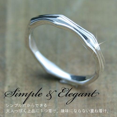 マリッジリング 指輪 ホワイトゴールド リング K10 ホワイトゴールド ピンクゴールド 日本製【NEWショップ】【送料無料】 【指輪】【リング】