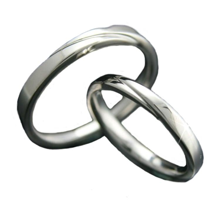 結婚指輪 マリッジリング k18 イエローゴールド/ホワイトゴールド/ピンクゴールド 2本セット 品質保証書 金属アレルギー 日本製 誕生日 ギフト