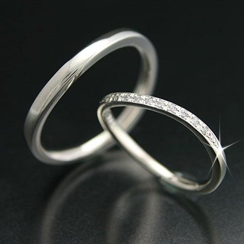 結婚指輪 マリッジリング k10 イエローゴールド ホワイトゴールド ピンクゴールド ダイヤモンド 2本セット 品質保証書 金属アレルギー 日本製 誕生日 ギフトb67Yygf