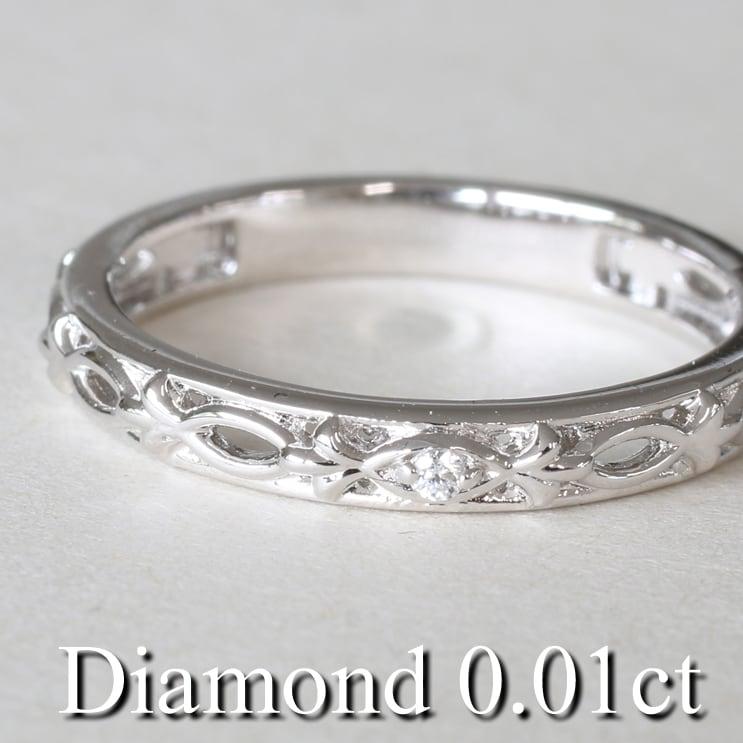 指輪 一粒ダイヤモンド K10ゴールド リング 日本製【メール便発送のみ送料無料】【指輪】【ゴールド】【リング】【ダイヤモンド】