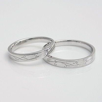 結婚指輪 マリッジリング プラチナ900 2本セット 品質保証書 金属アレルギー 日本製 誕生日 ギフト