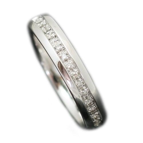 ペアリング 指輪 ダイヤリング K10 ホワイトゴールド ピンクゴールド イエローゴールド 天然 ダイヤモンド マリッジリング 結婚指輪 日本製【NEWショップ】【送料無料】 【ペアリング】【ホワイトゴールド】母の日 プレゼント ギフト