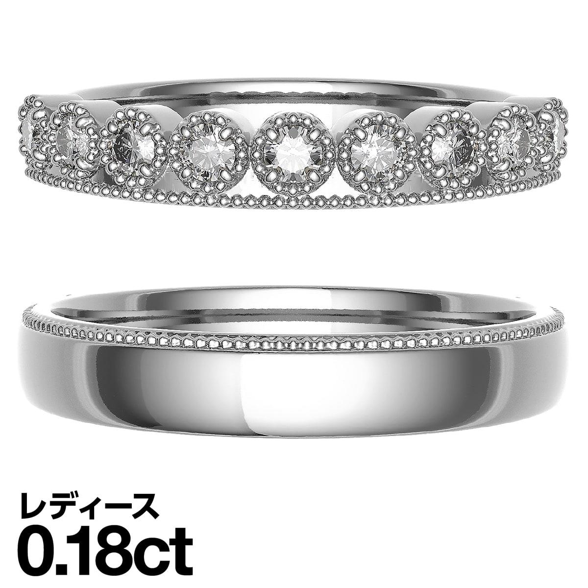 今年も話題の 結婚指輪 マリッジリング プラチナ900 ダイヤモンド 2本セット 品質保証書 金属アレルギー 日本製 クリスマス ギフト プレゼント, 出水市 cdeeeac2