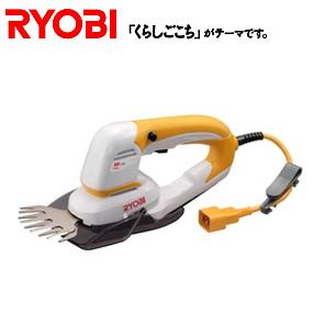 芝刈り機 電動 バリカン【AB-1110】RYOBI/リョービ 刈込幅:110mm(両刃駆動)【AB1110】