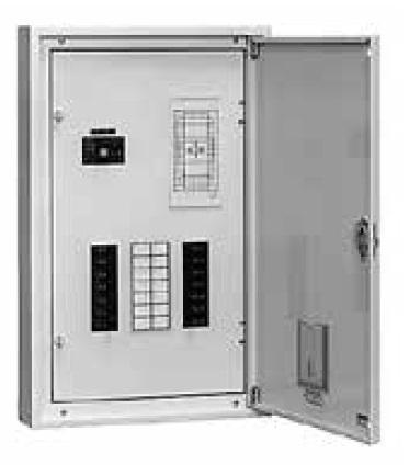 ずっと気になってた Tempearl テンパール LTG25A282 標準分電盤 LTG-A 標準分電盤 分岐:ミニイコールブレーカ, 魅了 22776fbe