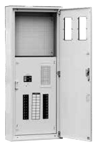 Tempearl テンパール LW2TB20A30A 標準分電盤 LW2TB-A 標準分電盤 分岐:ミニイコールブレーカ