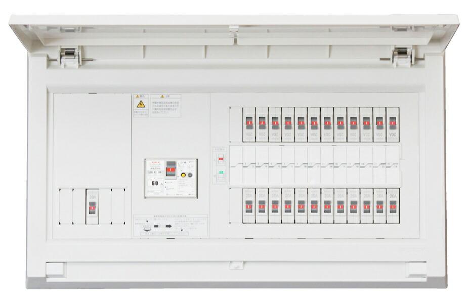Tempearl テンパール MAG310342IB2 パールテクト MAG-IB2 住宅用分電盤 エコキュート (端子台付) IHクッキングヒーター