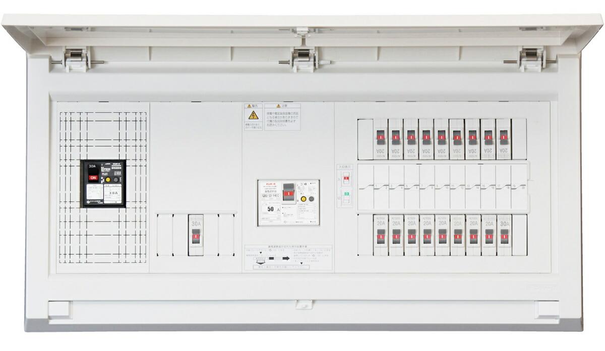 Tempearl テンパール MAG310302IB3G4 パールテクト MAG-IB3G4 住宅用分電盤 エコキュートまたは電気温水器 (端子台付) IHクッキングヒーター 電気ボイラー