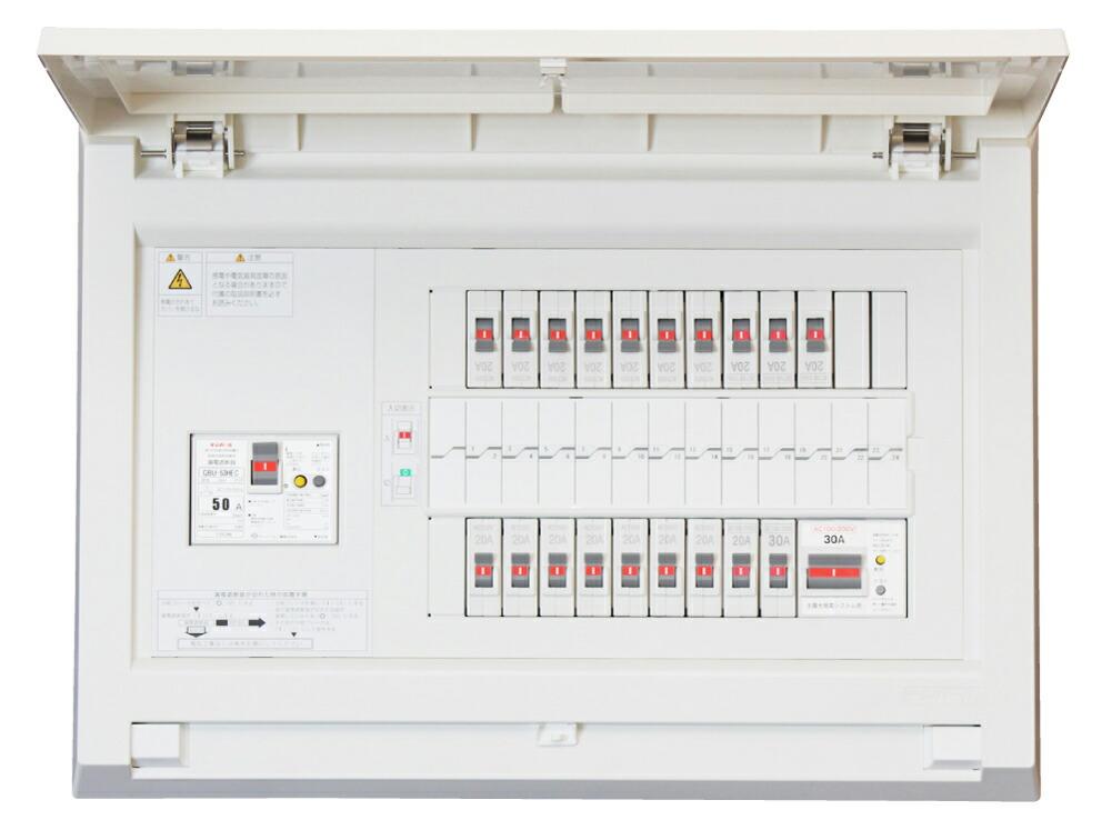 Tempearl[テンパール] 【MAG35062IT2A3】 パールテクト 【MAG-IT2A3】 住宅用分電盤>太陽光発電システム IHクッキングヒーター エコキュートまたは電気温水器(2次送り)