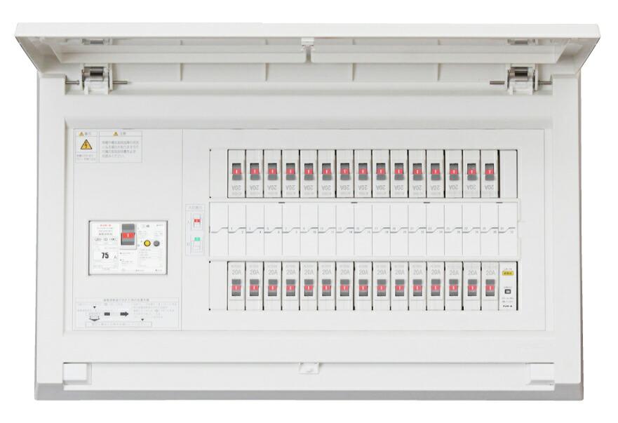 Tempearl テンパール MAG35181LA1 パールテクト MAG-LA1 住宅用分電盤 避雷器付