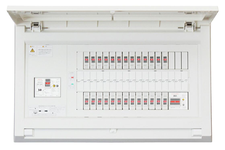 Tempearl[テンパール] 【MAG35063T2】 パールテクト 【MAG-T2】 住宅用分電盤>太陽光発電システム(2次送り)