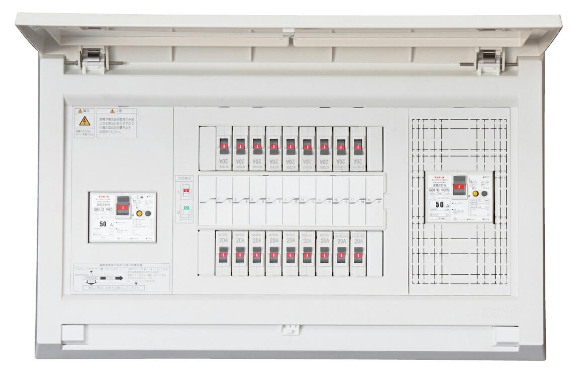 Tempearl テンパール MAG310342T21 パールテクト MAG-T21 住宅用分電盤 太陽光発電システム (1次送り)